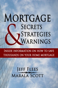 Mortgage Secrets Book Cover Front