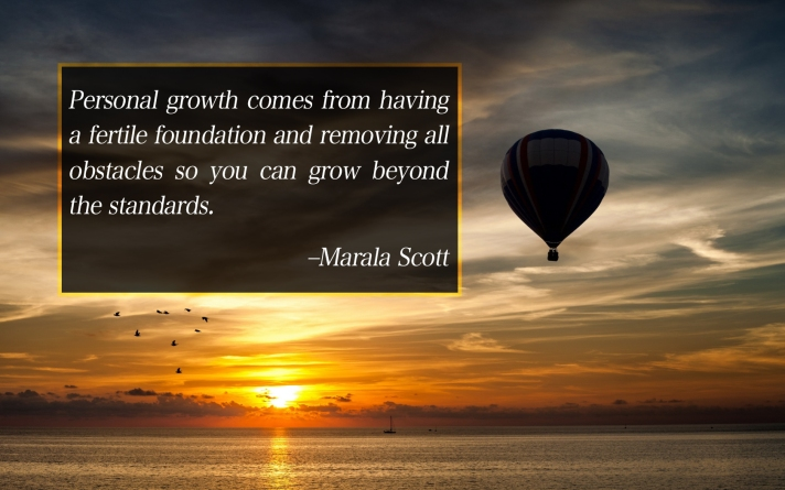 Marala Scott Quote